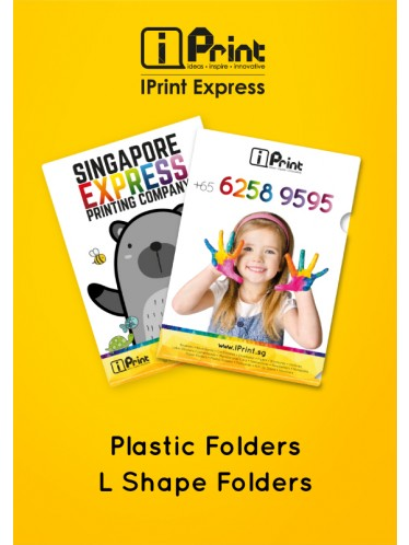 Plastic Folders / L Shape Folders