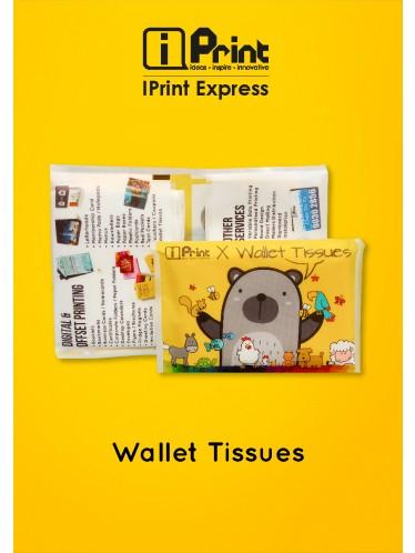 Wallet Tissues