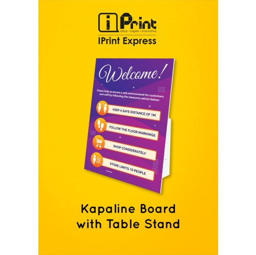 Kapaline Board with Table Stand