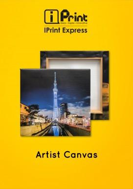 Artist Canvas