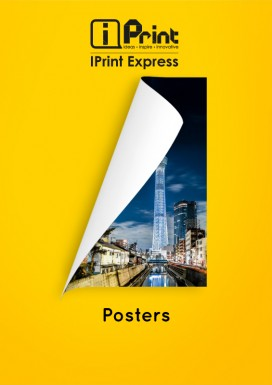 Posters - Express 24hrs