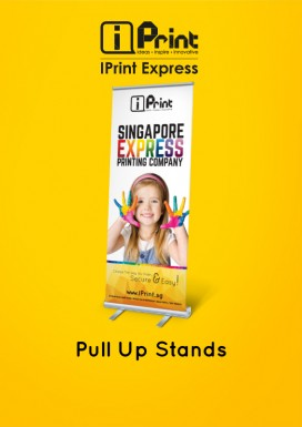 Pull Up Stands - Express 24hrs