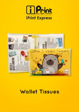 Wallet Tissues